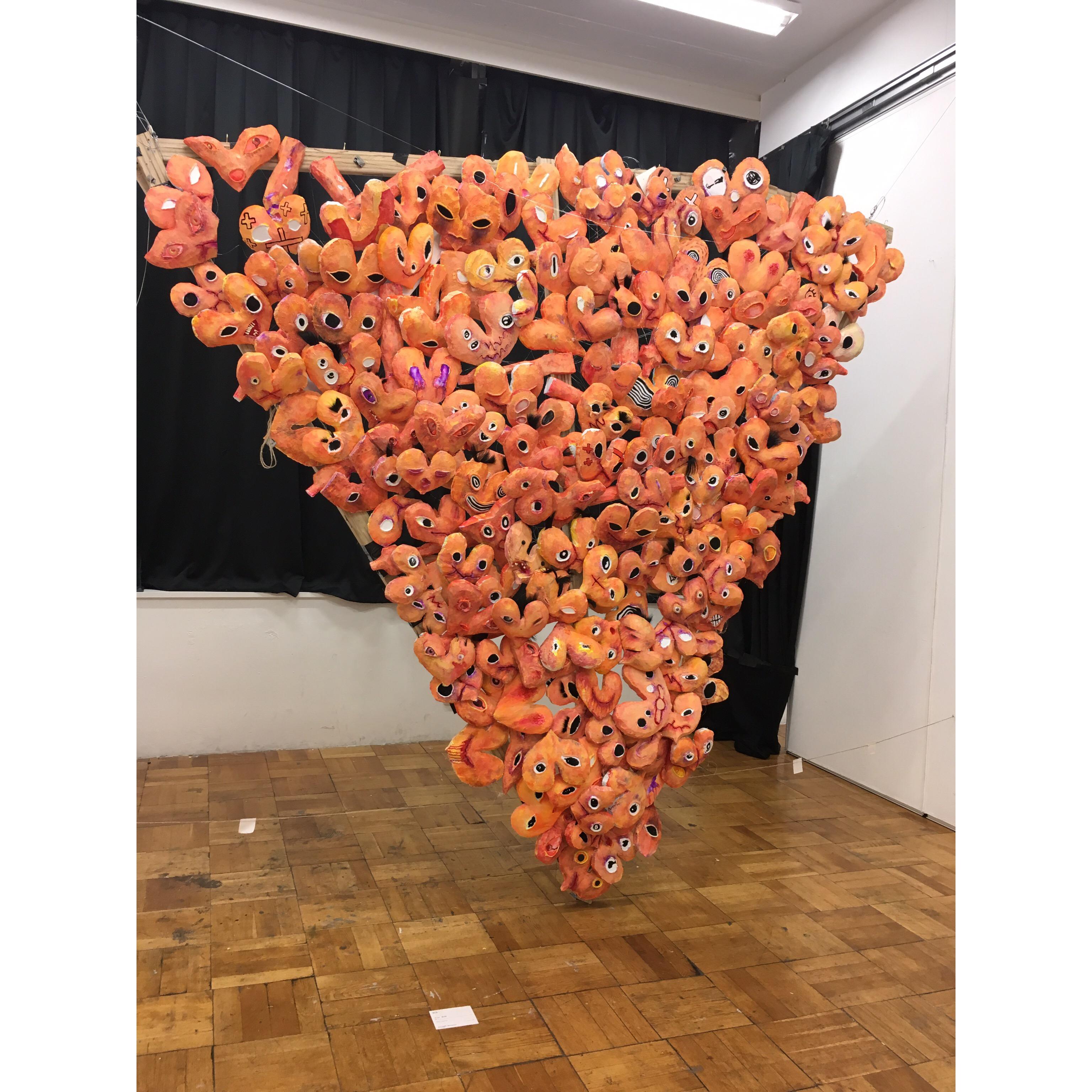 《芸術の街*上野》東京藝術大学の「卒展」に行ってきました♡_11