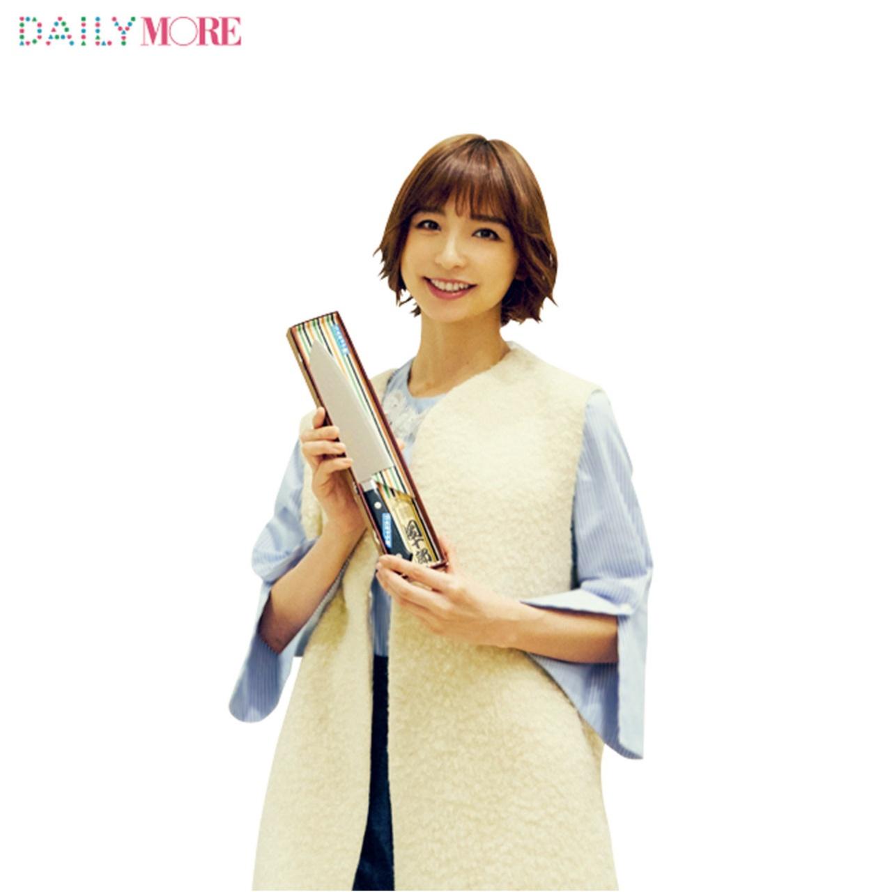 篠田麻里子と学ぶ、和の心に触れる「包丁選び&研ぎ方」!【麻里子の「和」コトハジメ】_2
