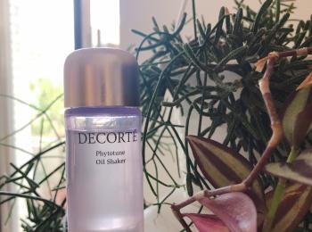 コスメデコルテで叶う、2層オイルの優しい潤い。夏バテ顔も毛穴レスなツヤ肌に