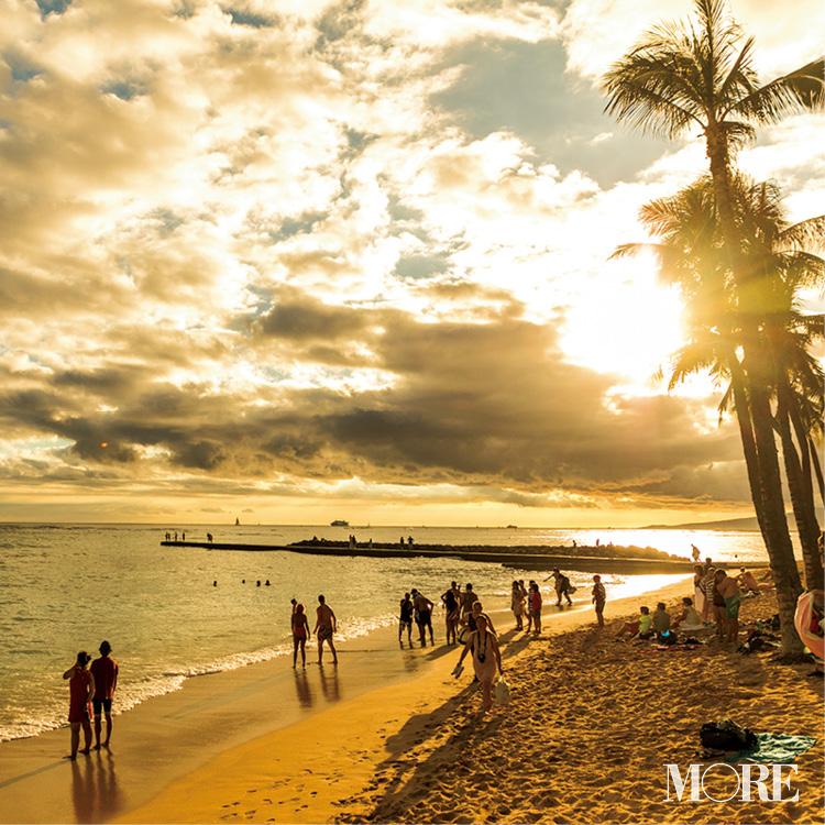 ハワイの絶景サンセット♡ アラモアナ ビーチパークや、ビーチビューのバーなど、夕日が映えるスポット3選!_5