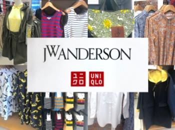 『ユニクロ アンド JW アンダーソン』第3弾、3/8(金)発売! MORE的・飛び売れ予報♡