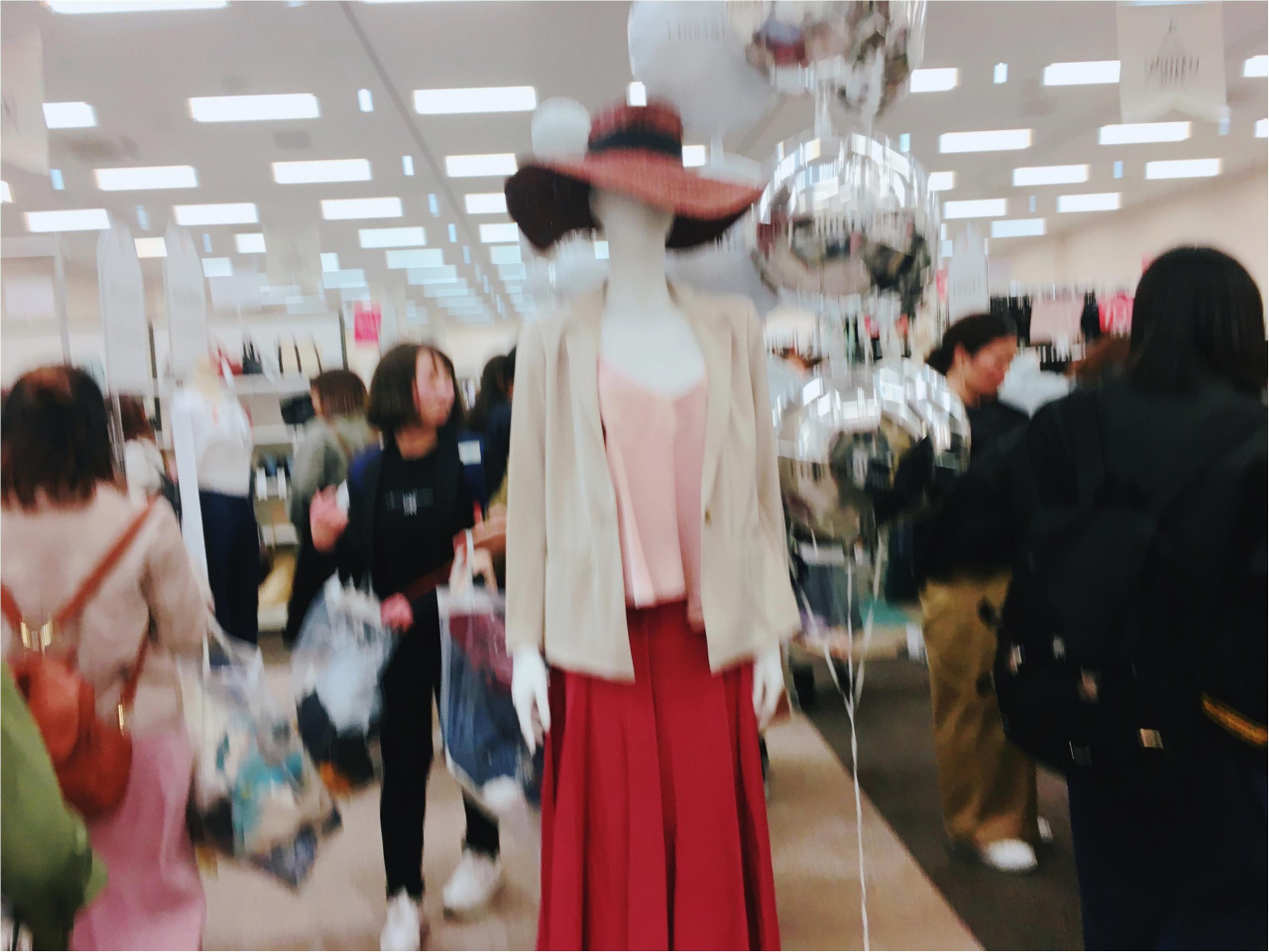 【TOKYO OUTLET WEEK】週末はファッションアウトレットイベントへ!お買い得すぎる戦利品公開♡_3