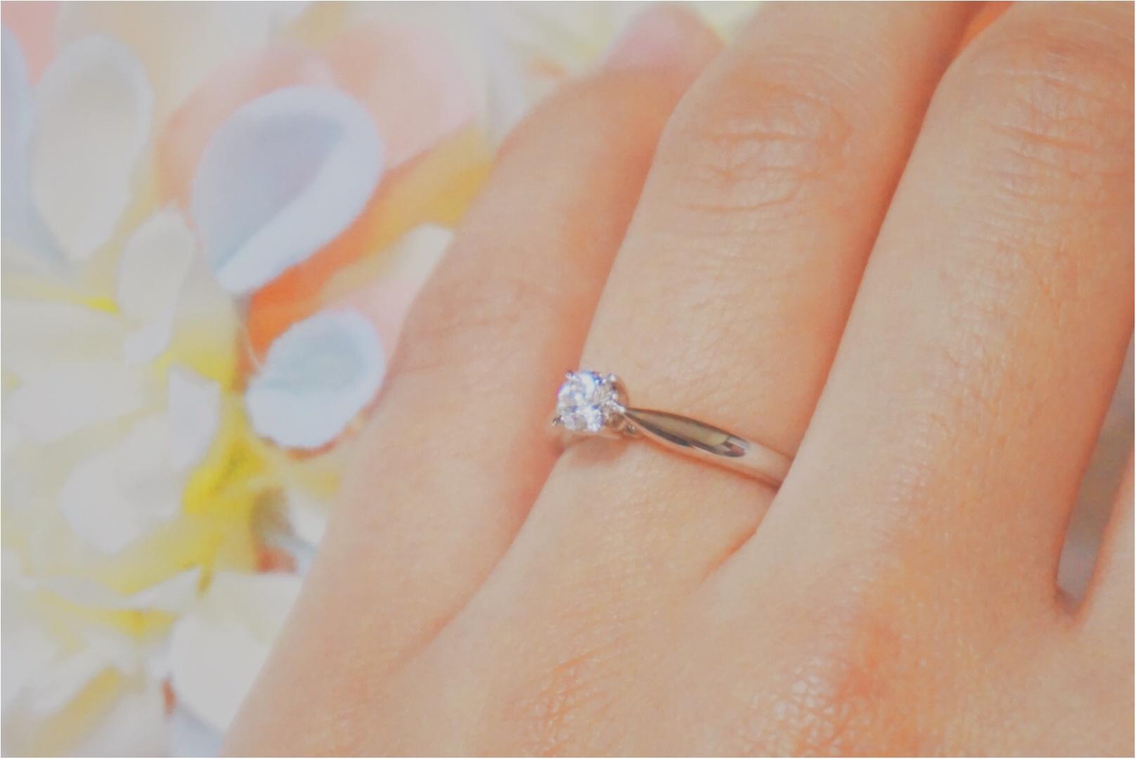 エンゲージリングは『好きなものを選んで欲しい』♡べルギー王室御用達‼︎世界で1番美しいと実証されたダイヤモンドを君に♡︎_5