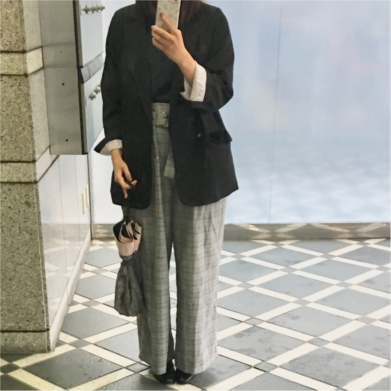 【今週のコーデまとめvol.35】ネイビーが着たい!甘めカジュアル派の7days_4