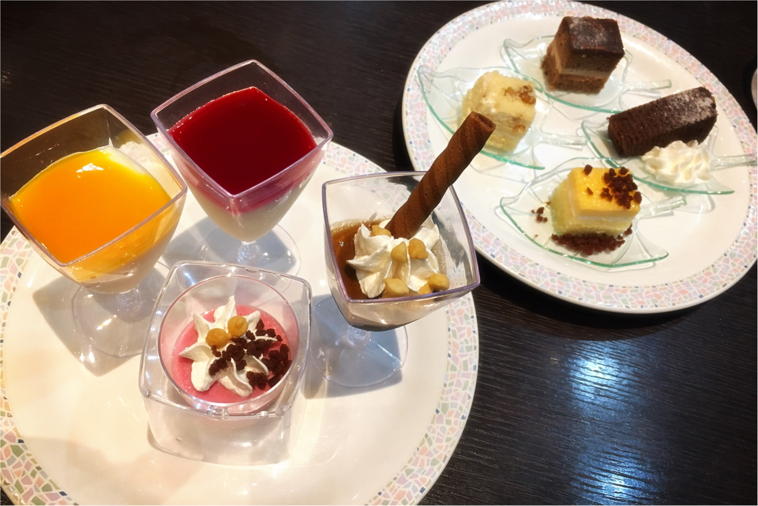 【DINNER】いまお得なディナーはココ!第一ホテル東京シーフォートへ行ってきました☆_8