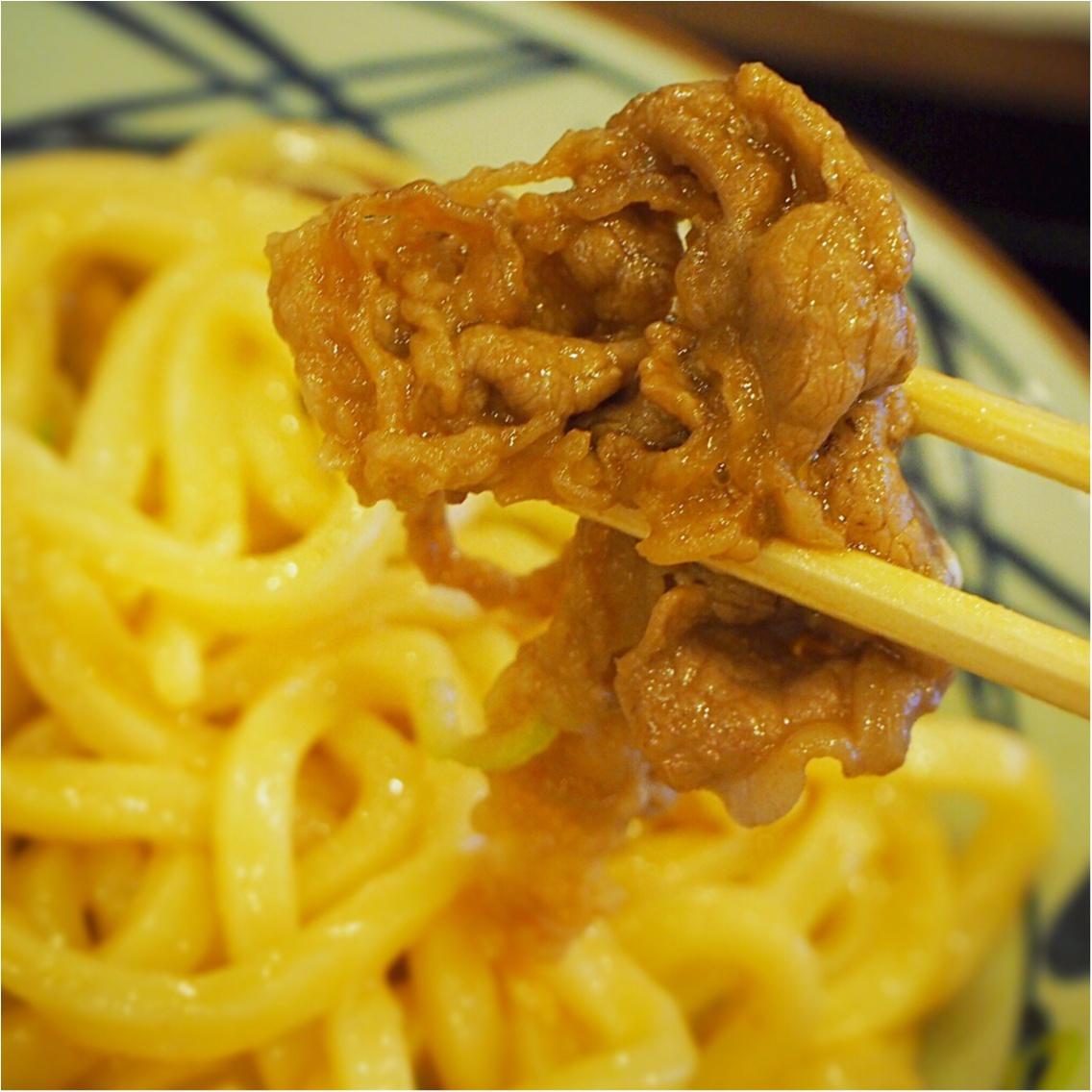 【丸亀製麺】秋の新商品はなーんだ♡_8