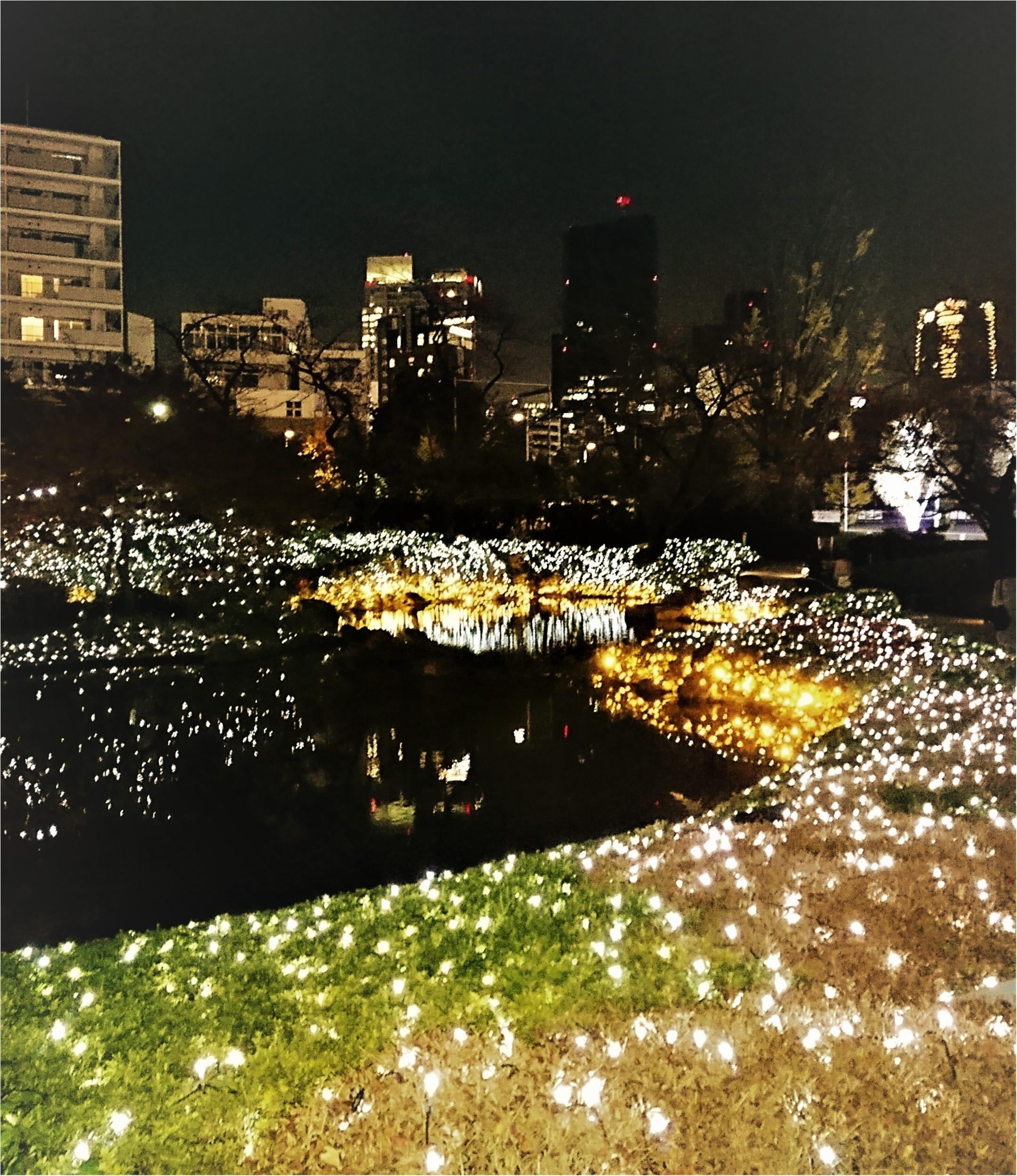 【イルミネーション】は六本木!グランドハイアット東京で♡_4