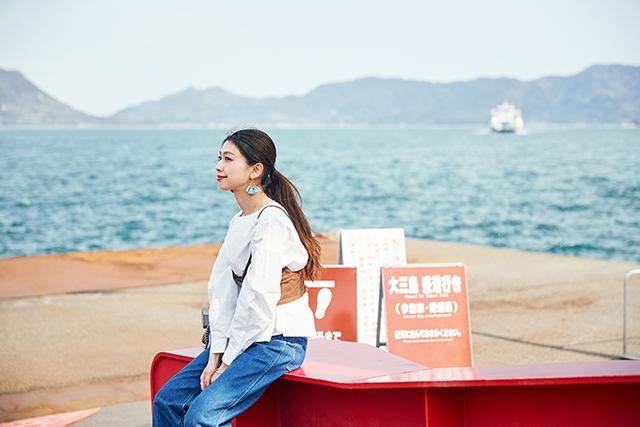 【広島女子旅】猫の尾道とうさぎの大久野島。可愛いおいしいインスタ映えな1 泊2日旅行_33