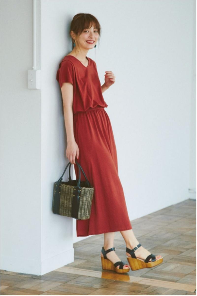 秋を感じ始める時季にぴったりな【秋色】コーデ20選  | ファッション_1_6