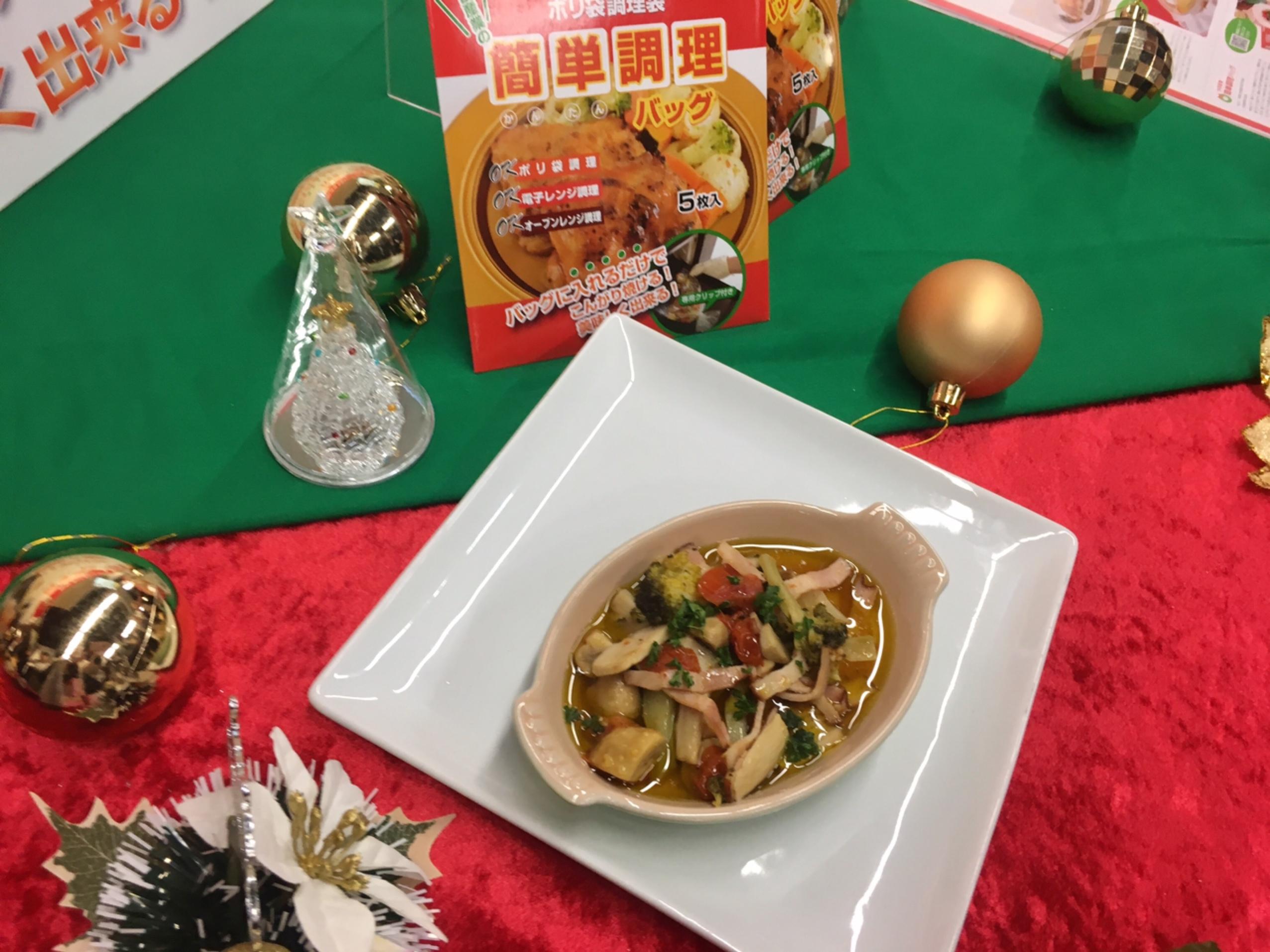 料理教室ABCクッキング『クリスマスパーティー』へ_6