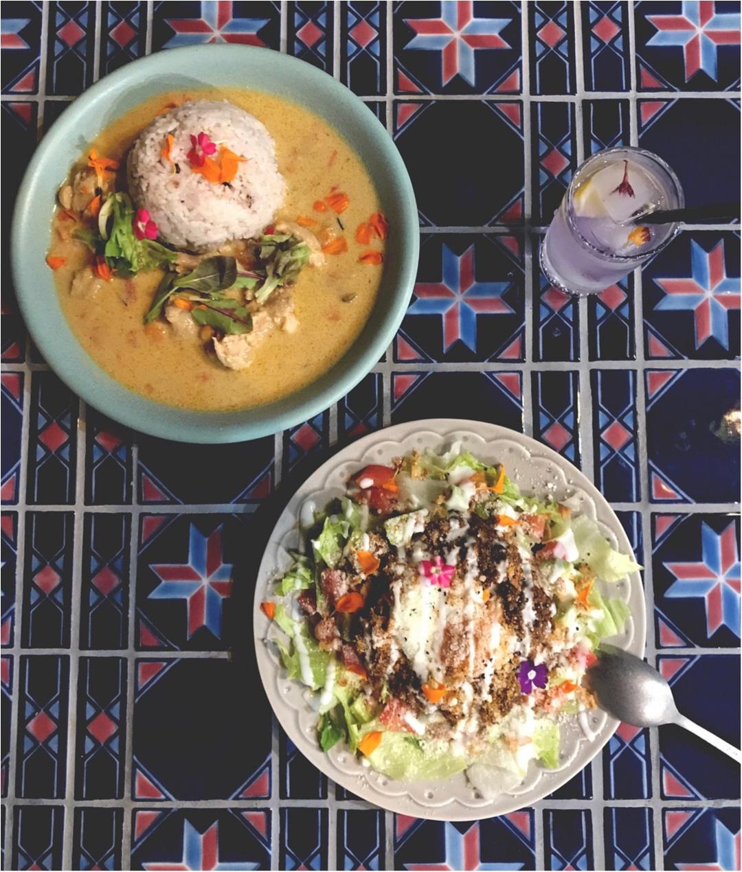 【FOOD】池袋にフォトジェニックなCafe&Barが登場♡ドライフラワーが素敵なHANABAR_3
