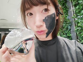 マドンナ開発のスキンケアブランド「MDNA SKIN」クレイマスクを体験!@そごう横浜