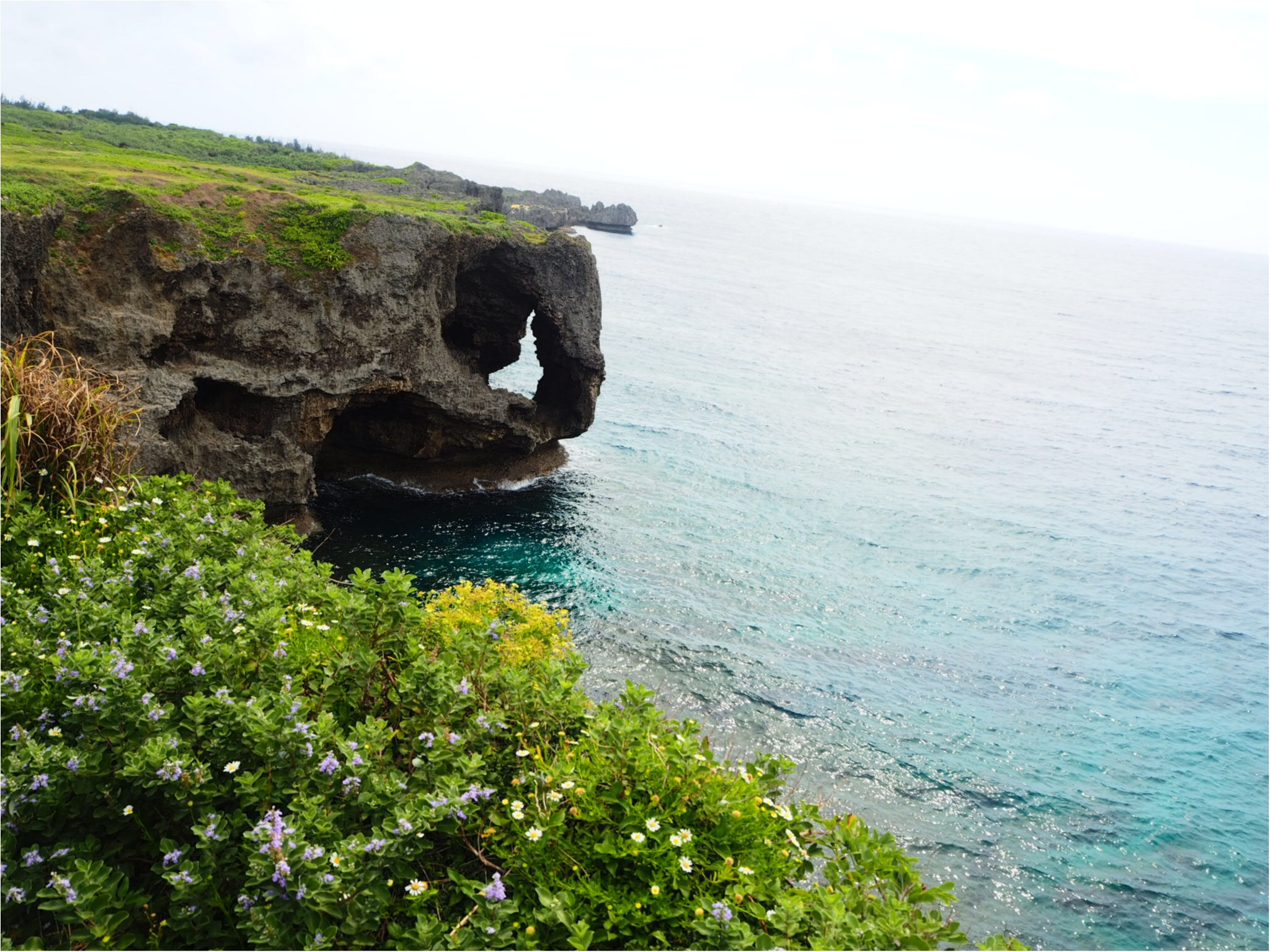 """【沖縄旅Part.②】車がなくても""""超""""充実できちゃう女子旅♡沖縄の綺麗な景色にとっても癒されました〜✴︎_9"""