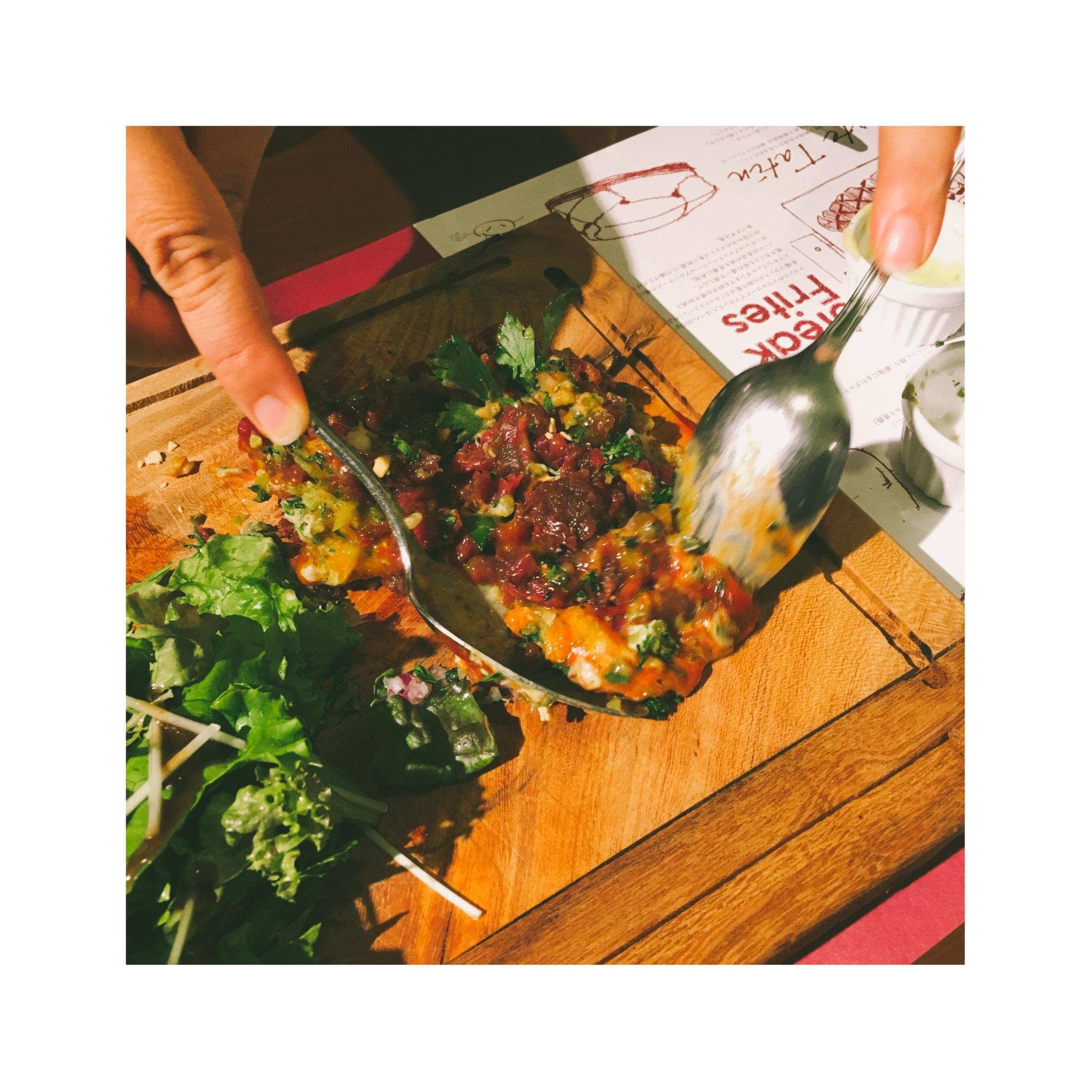 《神楽坂》【グルメ】パリで連日満席の人気店が日本初上陸!フランス人のソウルフードが食べられるお店✨_5