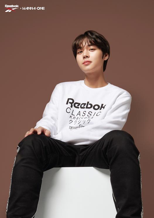 """K-POPアイドルグループ""""Wanna One""""が『リーボック クラシック』のブランドアンバサダーに就任!_2_5"""