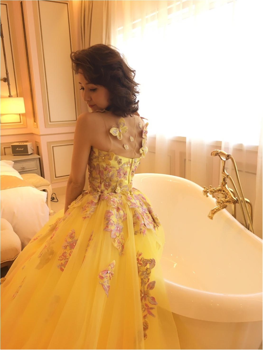 まるでお姫様♡『THE HANY』のウェディングドレスが可愛すぎる!_5