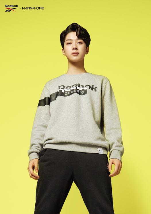 """K-POPアイドルグループ""""Wanna One""""が『リーボック クラシック』のブランドアンバサダーに就任!_2_3"""