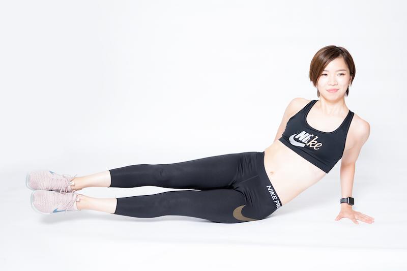 #腹筋女子 になりたい人集合! おうちでできる3つのトレーニング15