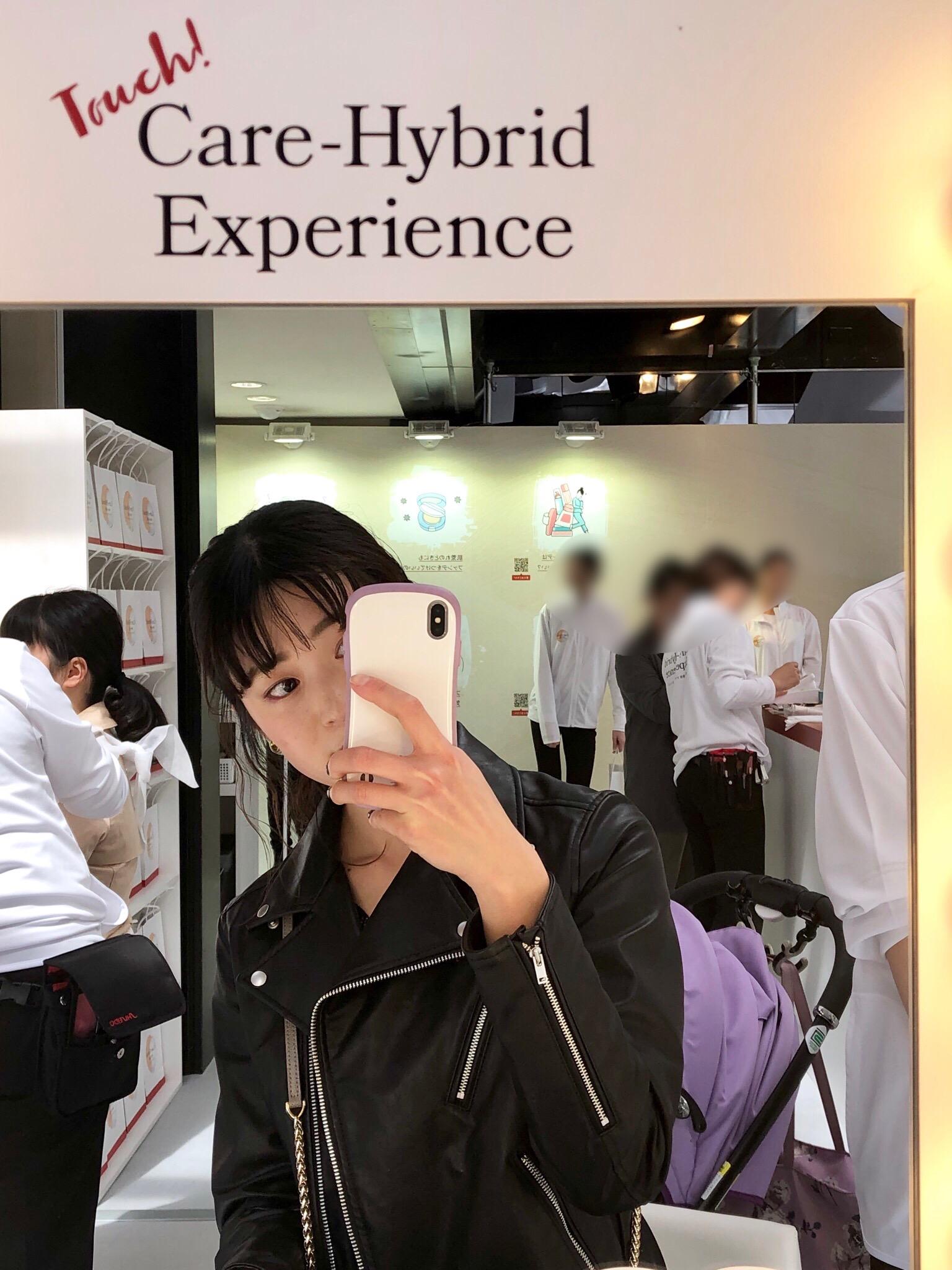 マツコも驚く⁈【資生堂ハイブリッドファンデ】を表参道ポップアップストアで体験してきました❤️_12