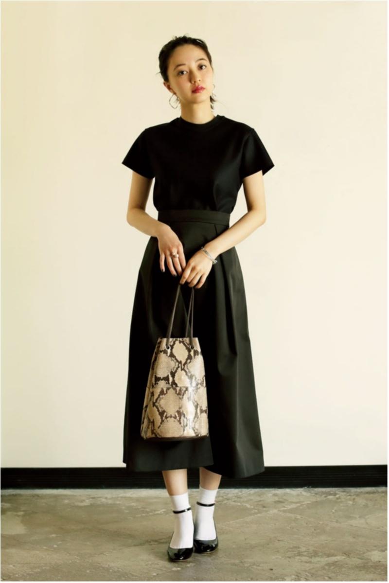 きれい色使いでこなれて見える【ワントーン】コーデ10選    ファッション_1_5