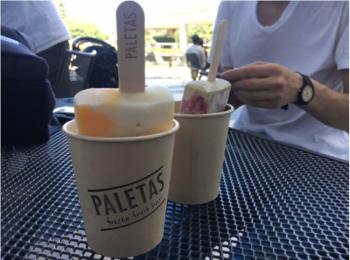 【アイス】新作続々!夏のアイスはフルーツたっぷりの『パレタス』で決まり♡♡