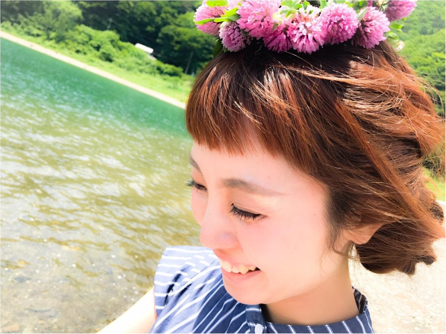 2017夏のトレンド☆ストライプ柄☆Flower Daysのストライプ柄のワンピースがかわいい♡_2