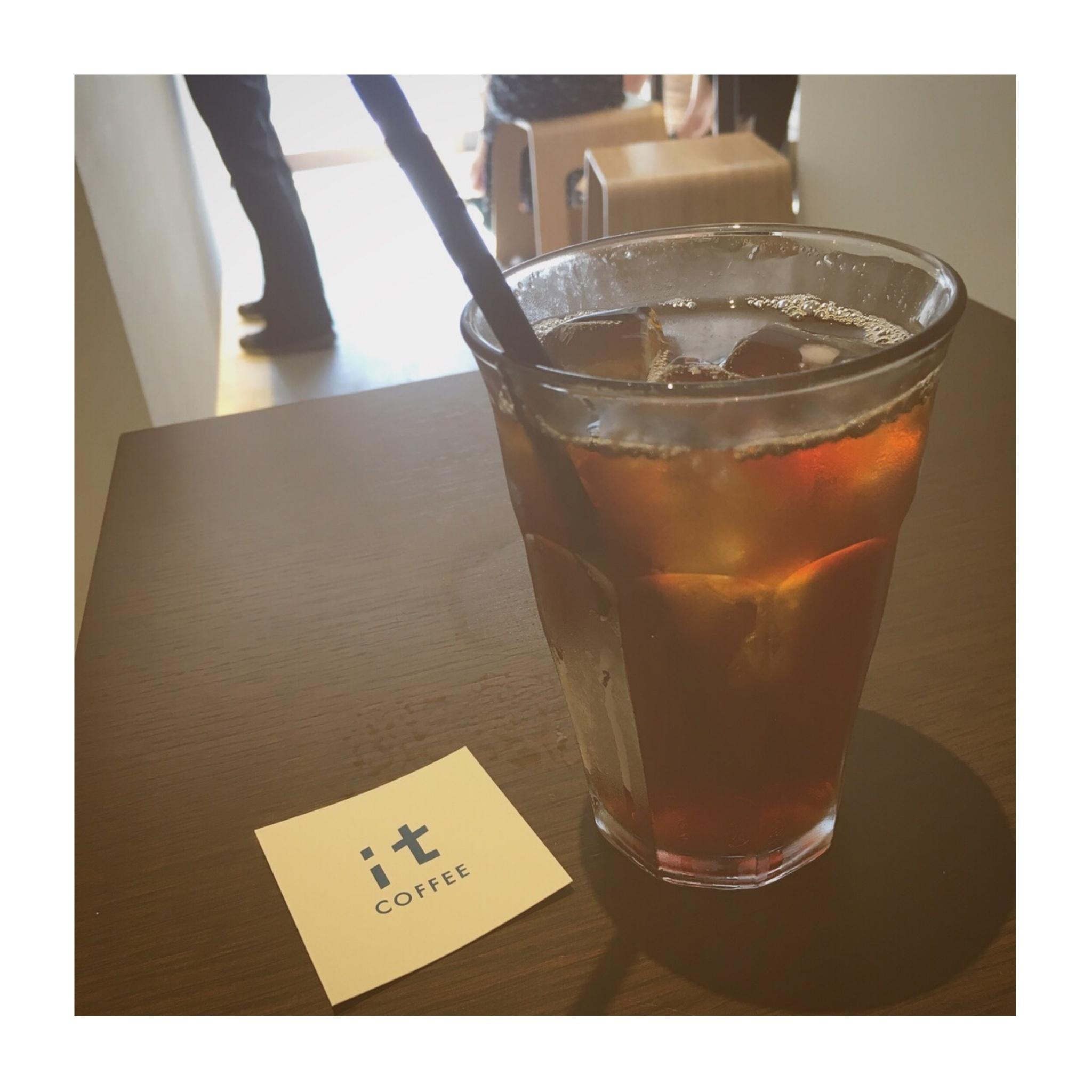 #8【#cafestagram】❤️:《代官山》のおしゃれカフェ☻待ち合わせにもおひとり様でもOK!「it COFFEE」_3