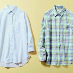 シャツの当たり年だからこそ知っておきたい! コンサバに見えないシャツの選び方。