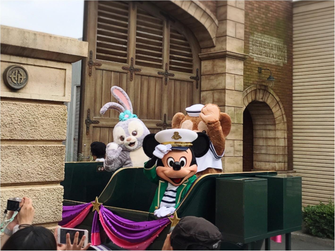 【Disney Sea】ダッフィーのお友だち、話題のステラ・ルー 会ってきました ♡♡ グッズも大公開!_2