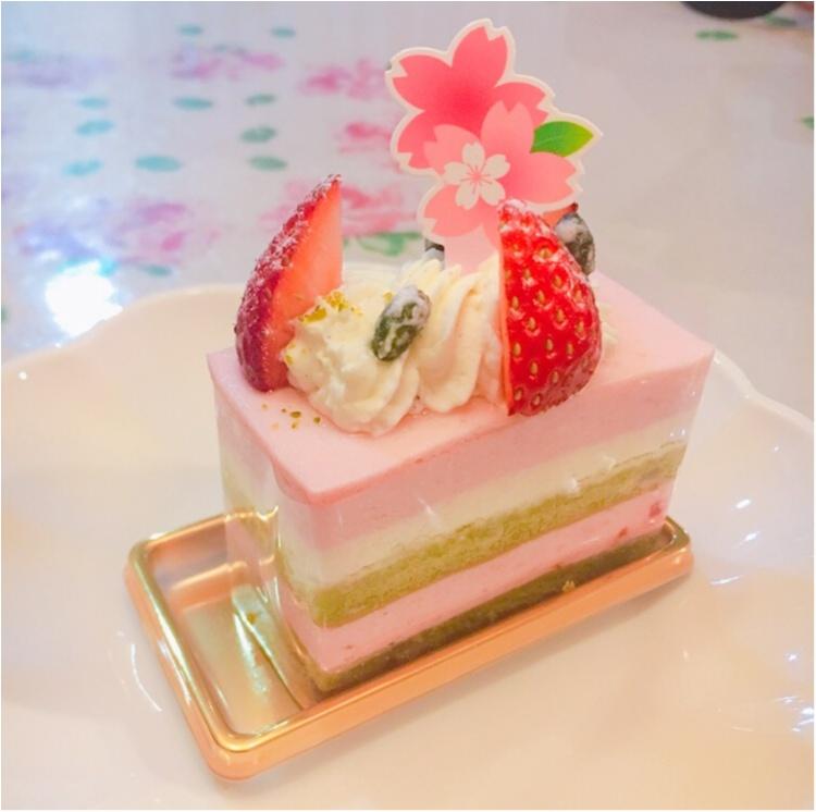 【ホワイトデー】憧れのToshi Yoroizuka@東京ミッドタウン♡宝石のようなケーキたちにうっとり♡♡_2