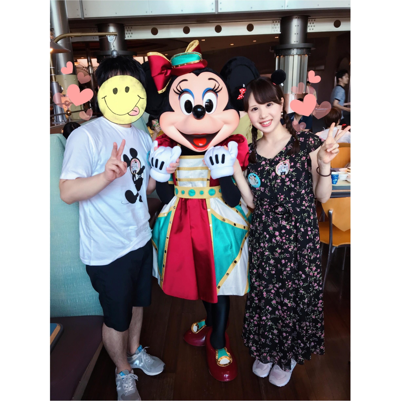 【大人気!】TDSのキャラクターに会えるレストラン♡_1