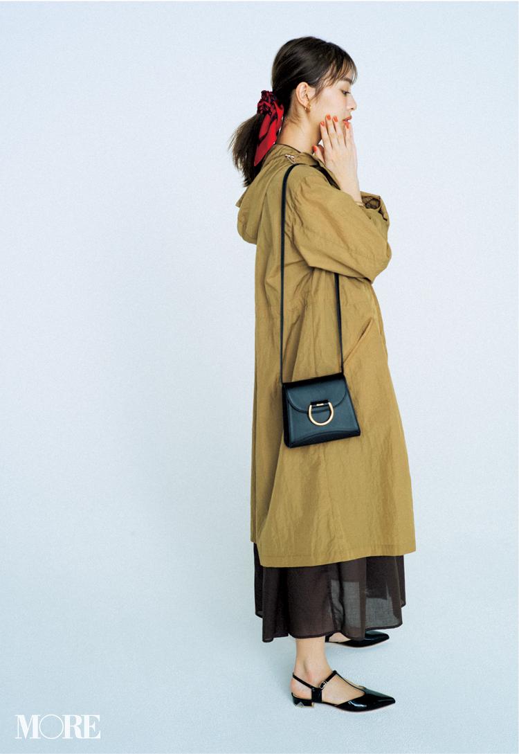カジュアル服でもきちんと見えるコツ、知ってる? 答えは「赤をさす」、のたったひと手間!記事Photo Gallery_1_5
