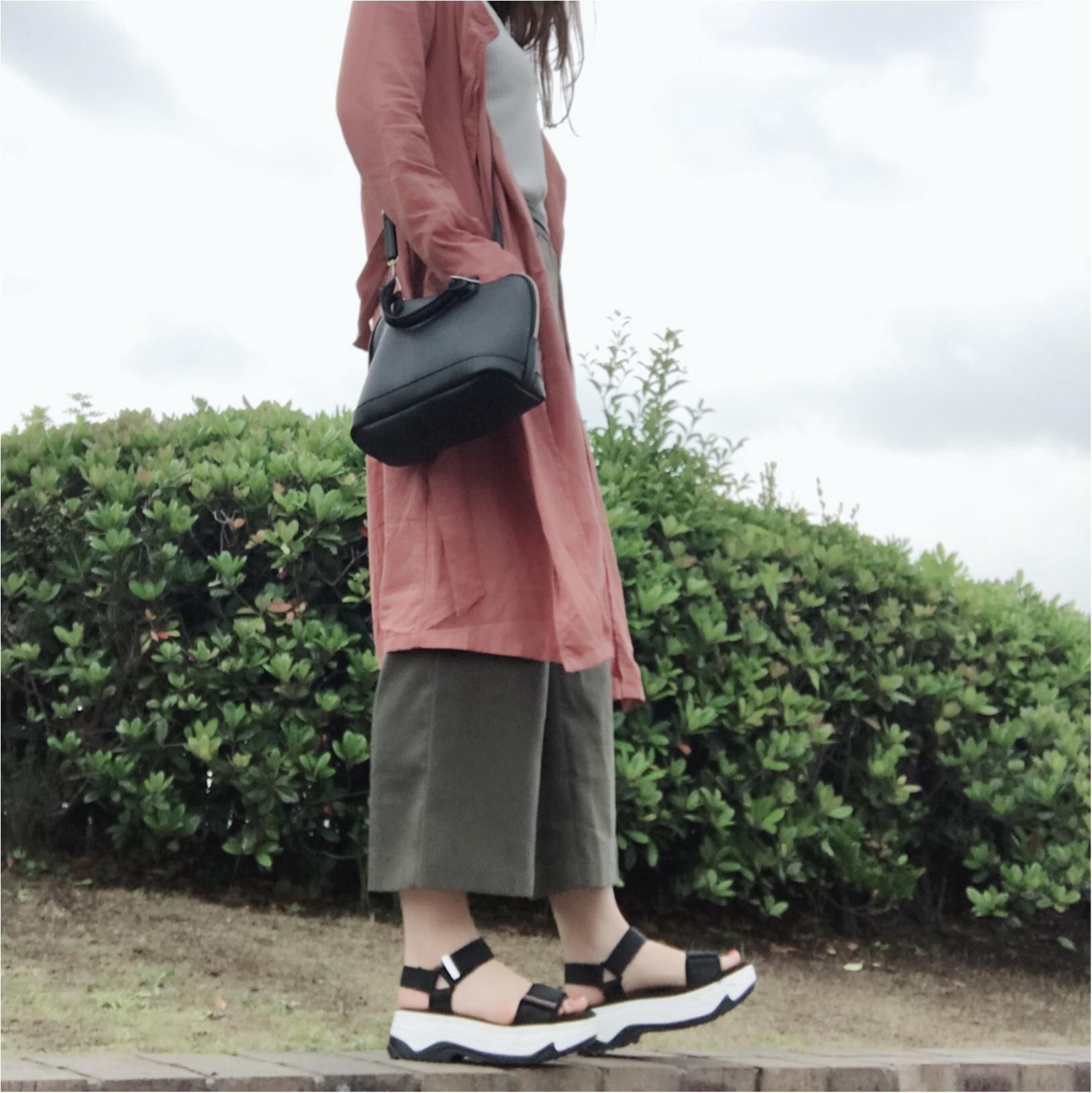 【ZARA】買ってよかった高コスパ靴!売切れ必須#ヴェッジソールサンダルが優秀すぎ♡_7
