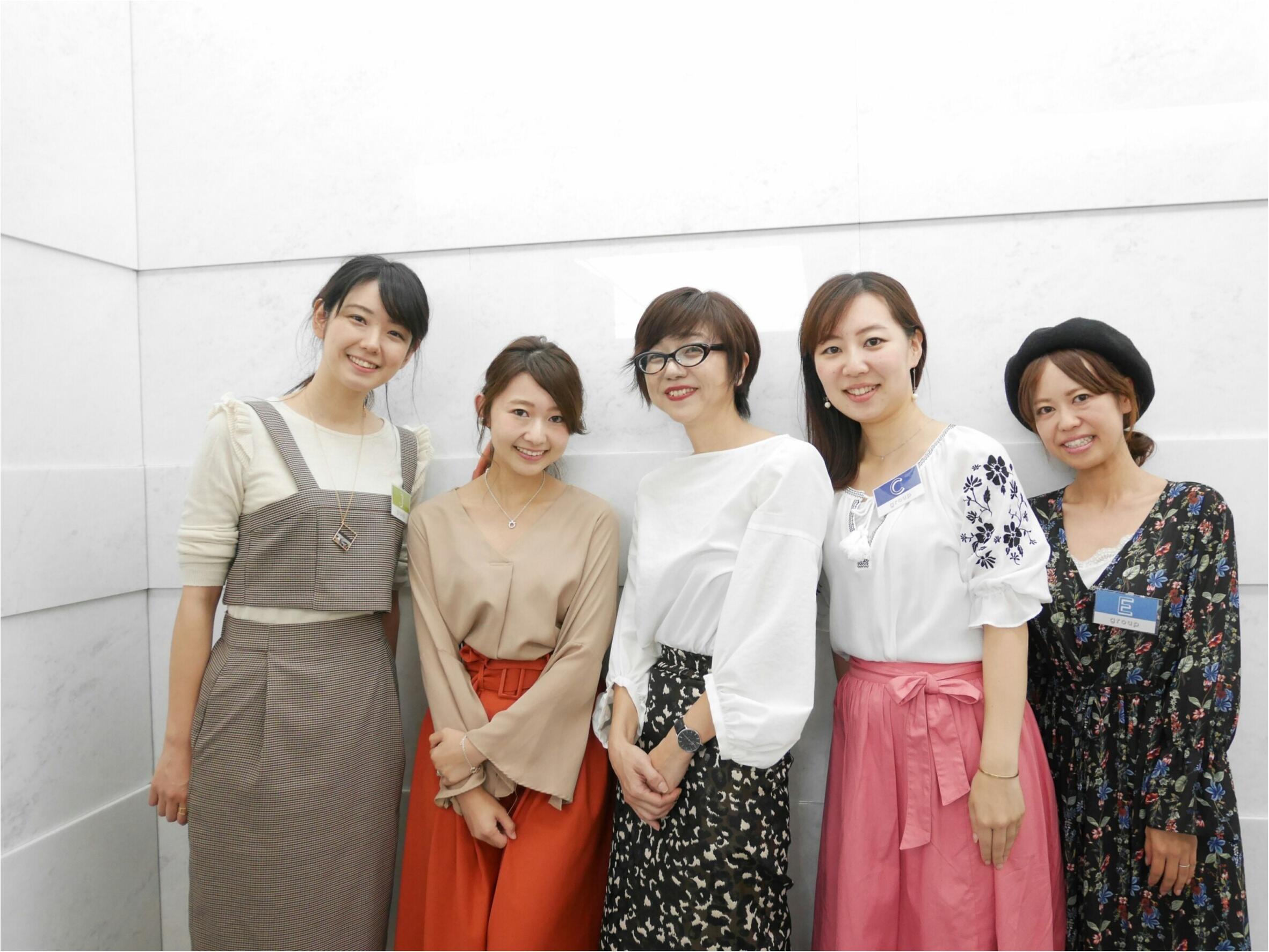 新作【FlowerDays】スタイリスト高野麻子さんがつくる'大人かわいい' コーデ_1