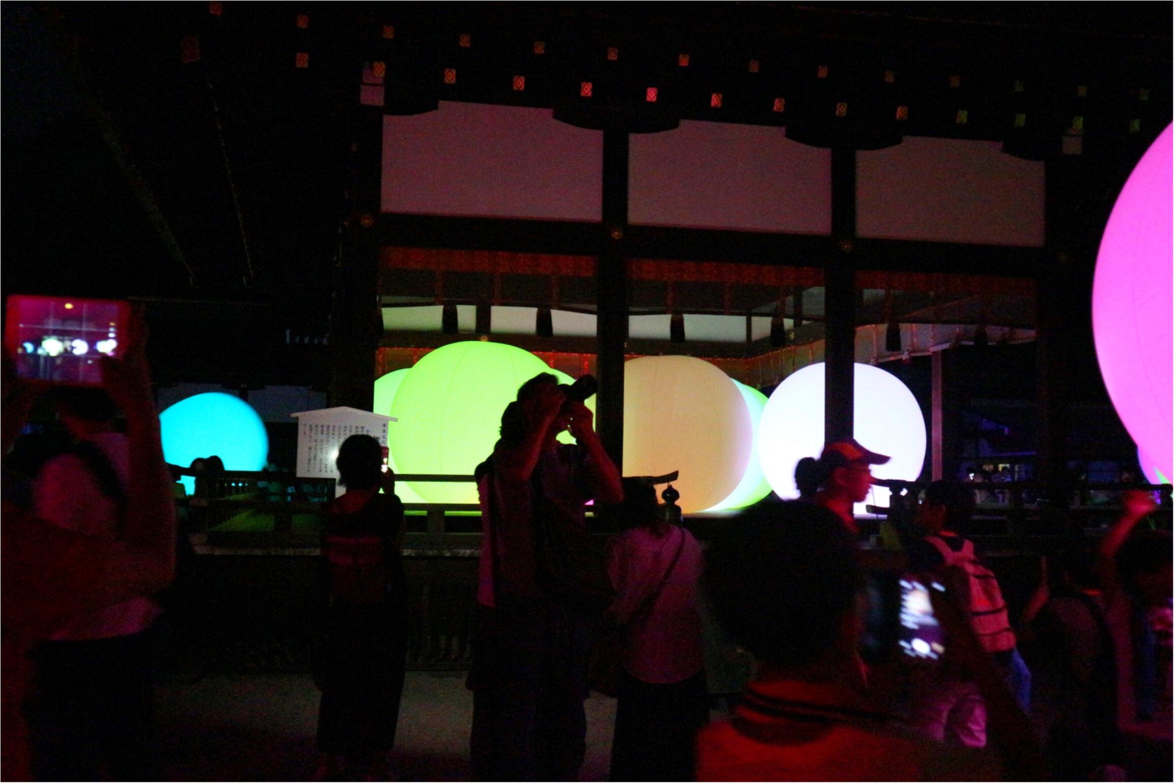 【京都】下鴨神社のライトアップで幻想的な夜を♡_5