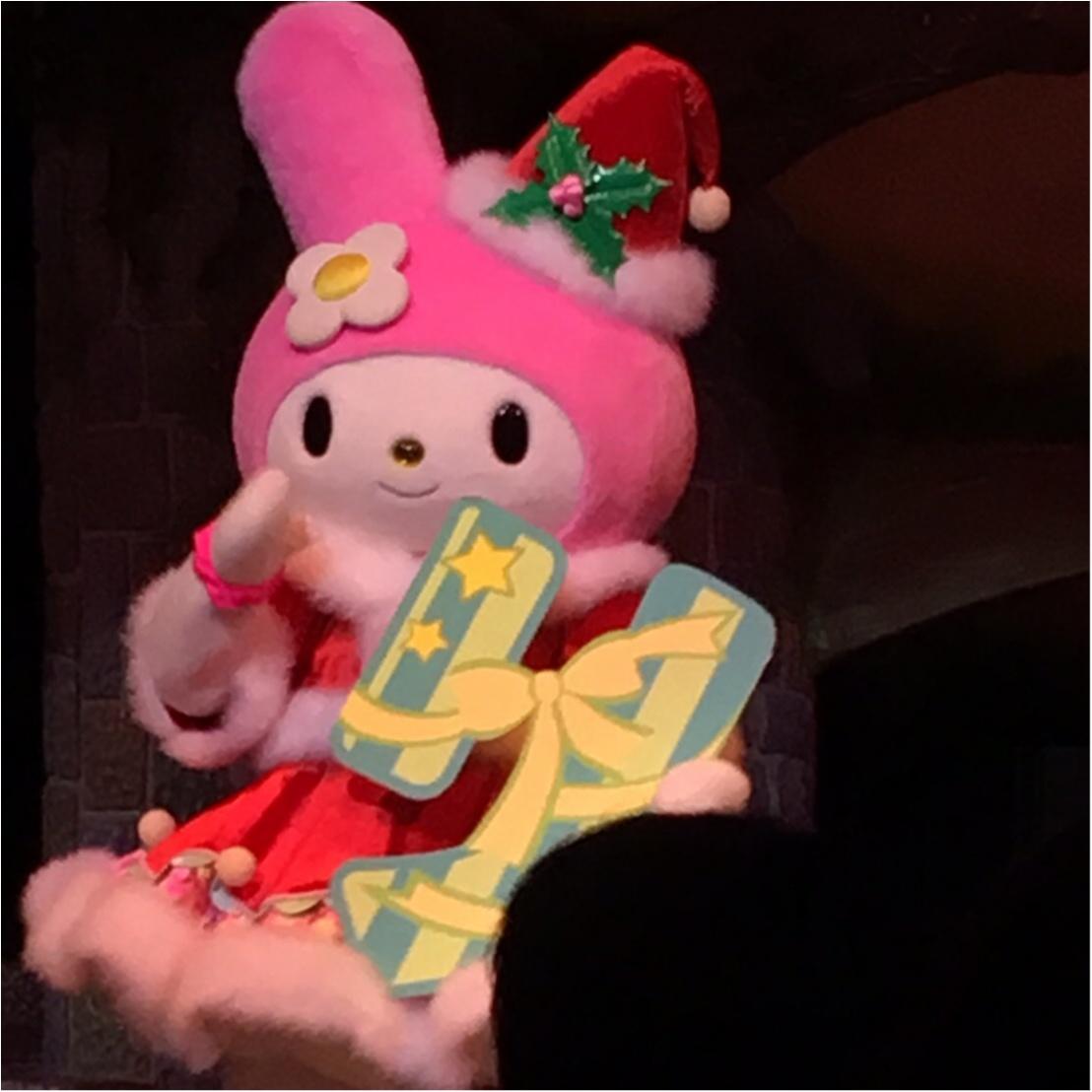 """《先行お披露目会に潜入!》『ピューロクリスマス』-ピューロランドでサンリオキャラたちがパーティ!クリスマスの""""ス""""が消えちゃった!?-_5_3"""