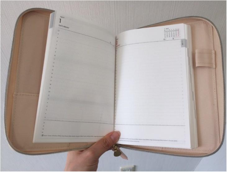 日本文具大賞受賞!!【EDit×PAUL&JOE】のコラボ手帳に新調♪♪その魅力とは...✨_10