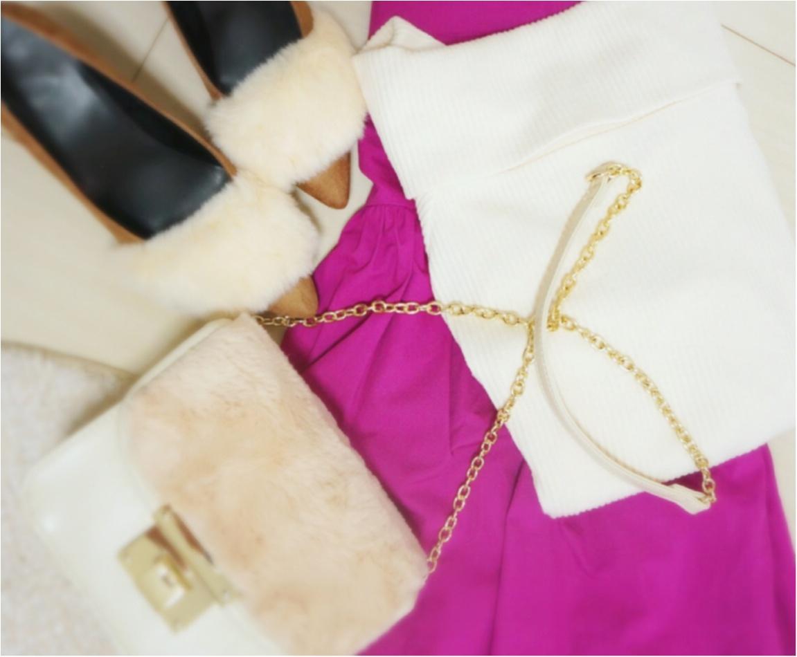 【fashion】クリスマスコーデにもぴったり❤️年末年始のSALEで買うべきはコレ!!_1