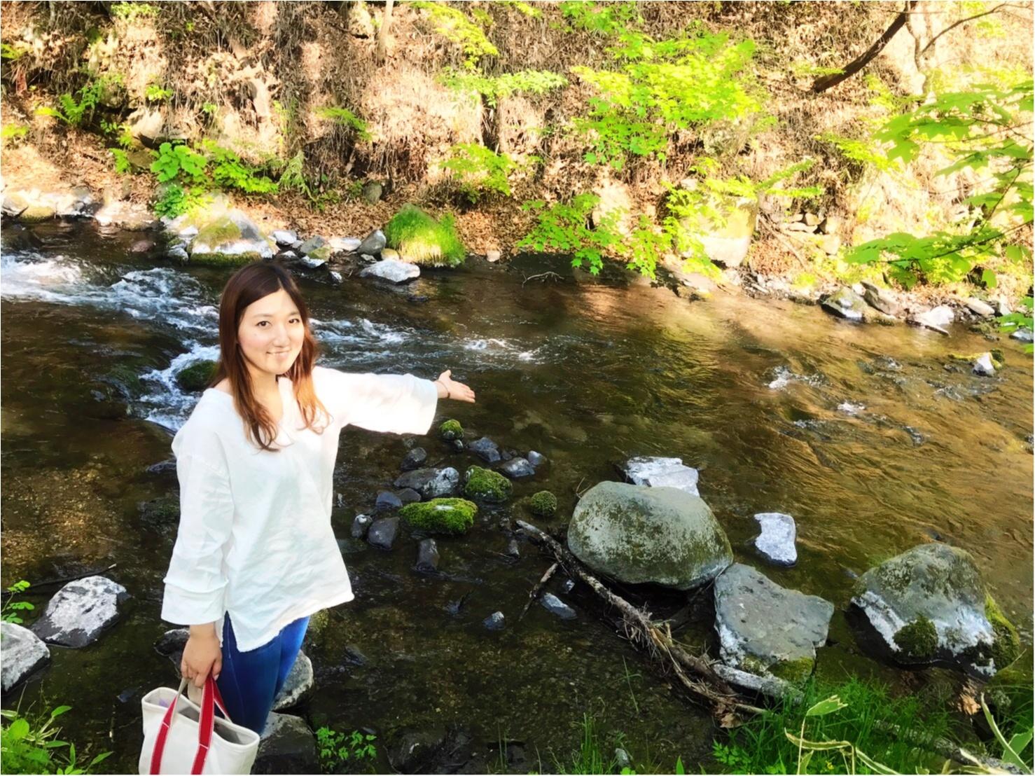 空気が美味しすぎる軽井沢に行ってきました♡_8