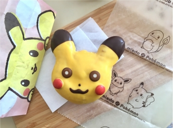ミスドの「ピカチュウ ドーナツ」にズキュン♡【今週のモアハピ部人気ランキング】