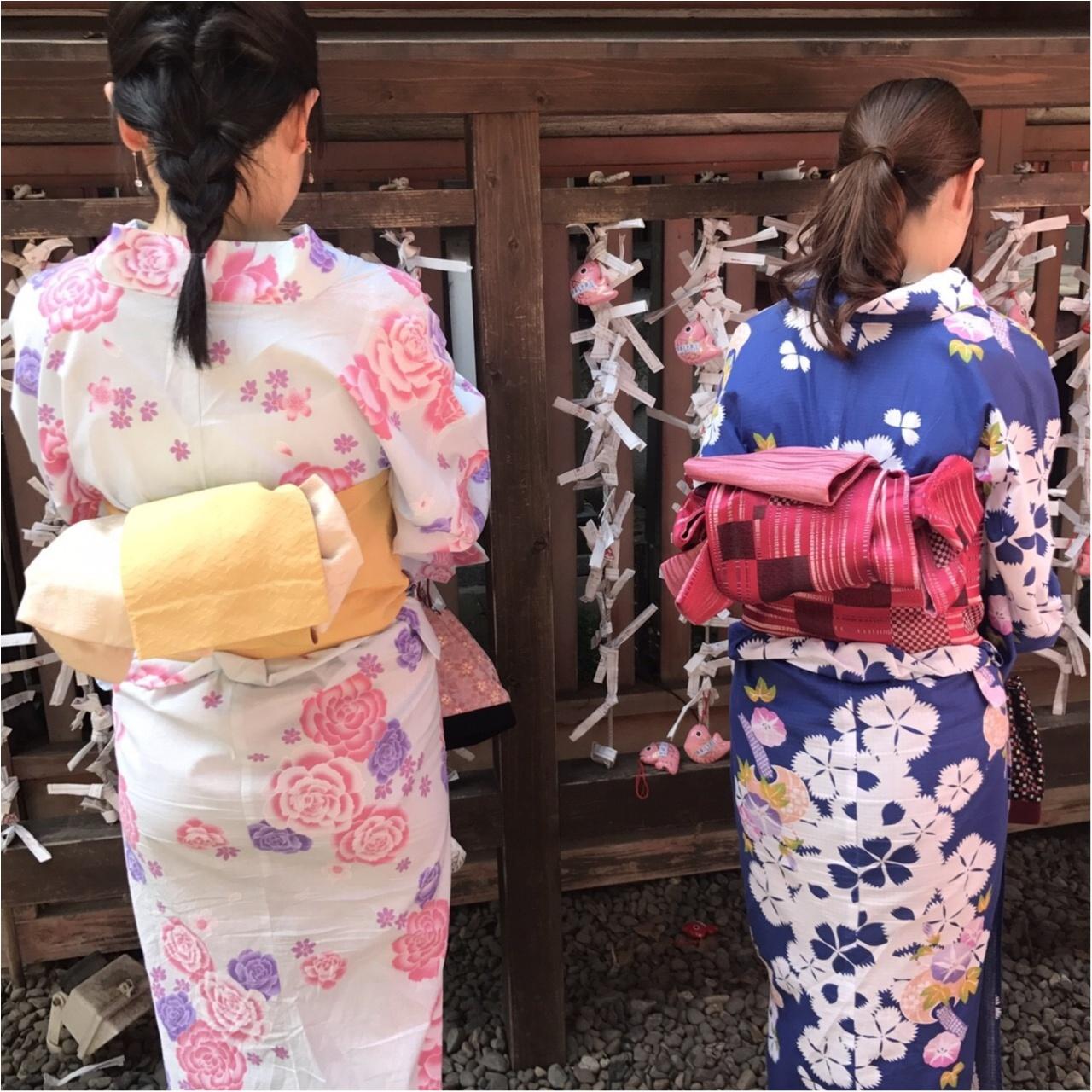 【川越氷川神社】のおみくじは「引く」のではなく◯◯んですっ♡_5