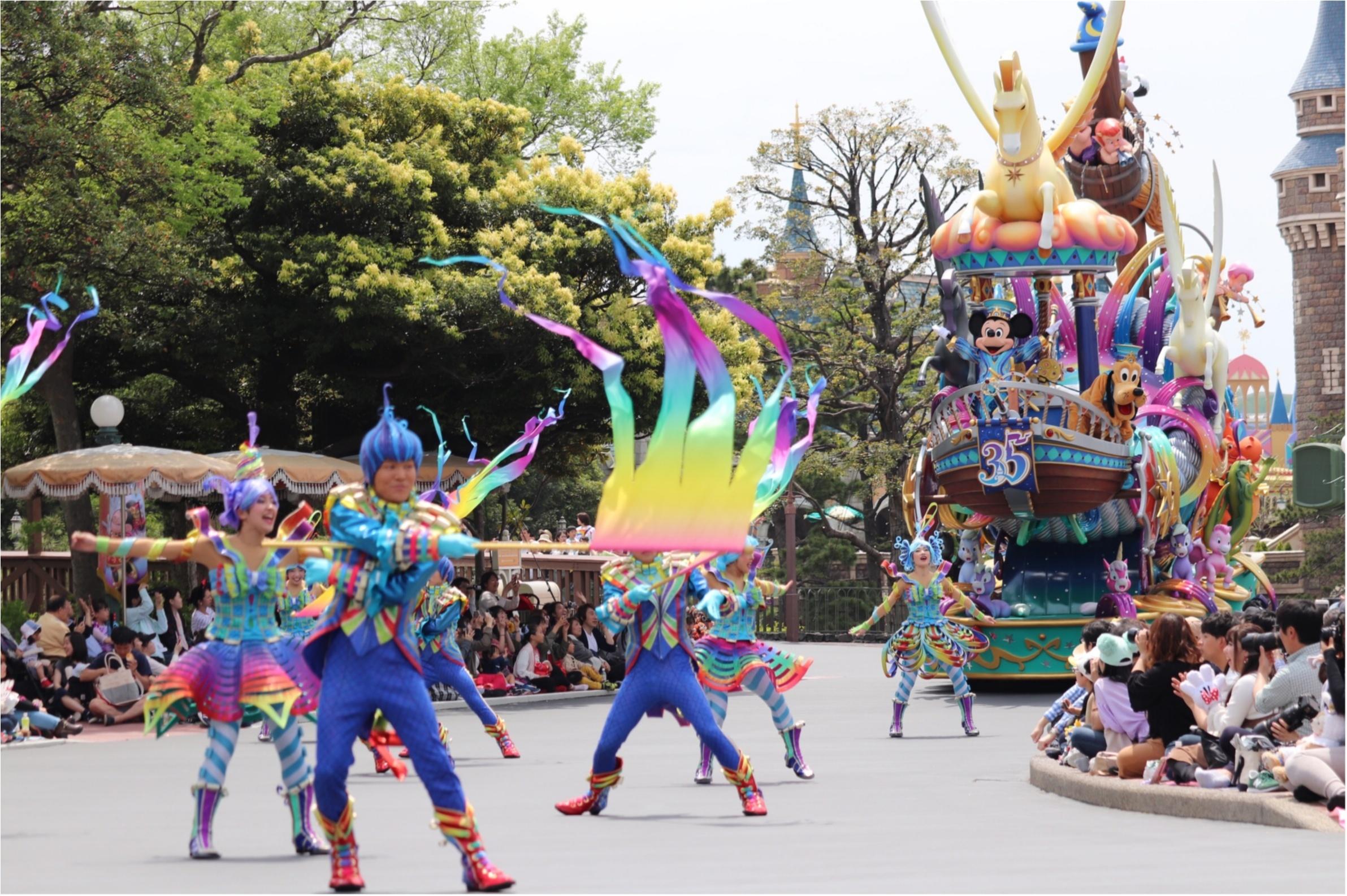 お土産やパレード情報も!! 『東京ディズニーリゾート35周年 Happiest Celebration! 』まとめ♡_16