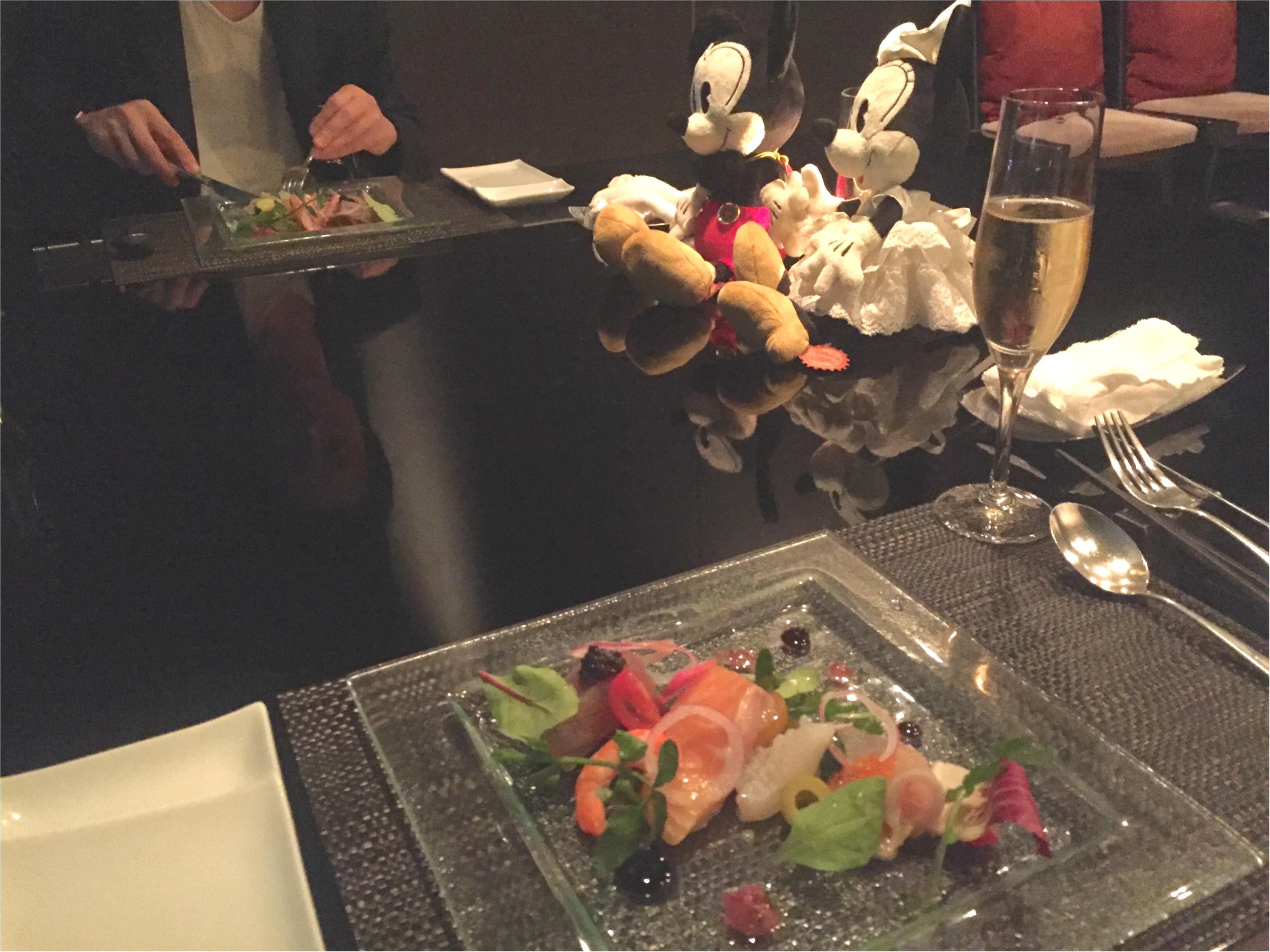 【ご報告♡】私ごとですが…♥︎♥︎素敵なレストランと婚約指輪 ♡_4
