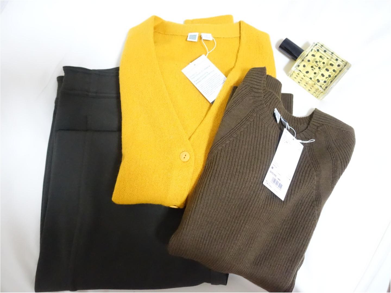 【Uniqlo U】第一弾!セーターやパンツをGET!冬支度はじめました!_1