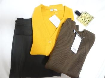 【Uniqlo U】第一弾!セーターやパンツをGET!冬支度はじめました!