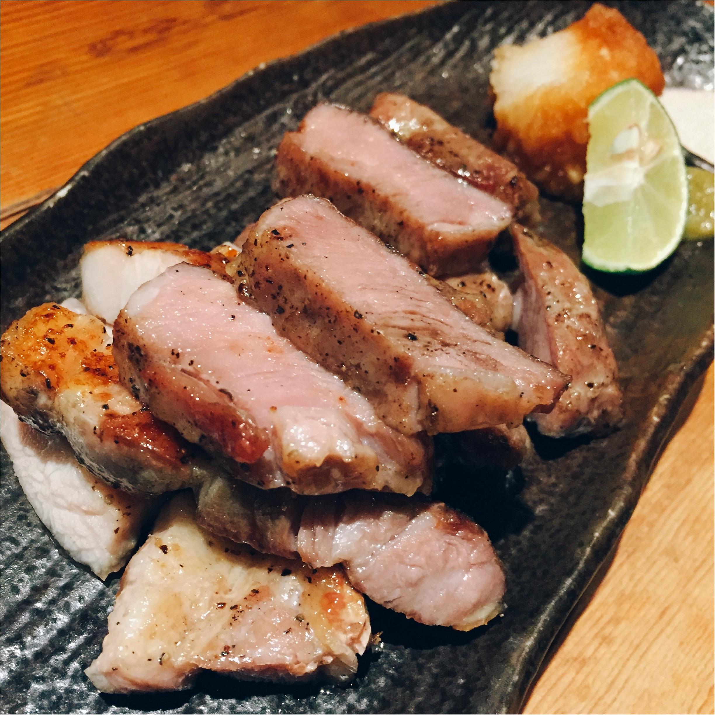 【恵比寿】そば・しゃぶしゃぶ・日本酒を楽しむなら『まにん』✨黒豚つけ麺そばが絶品〜♡_6_1