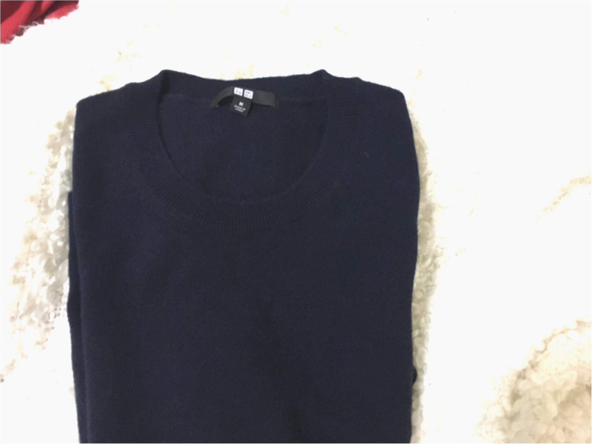 《ユニクロ感謝祭》カシミヤセーター買うなら2000円オフの今この時期がお買い時!!_1