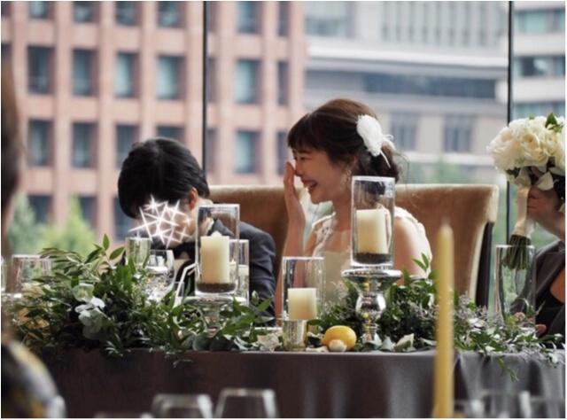 【パレスホテル東京】Happy Wedding❤︎モアハピ部 asuちゃんのアットホームな結婚式♡_10