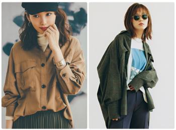 シャツジャケットコーデ特集《2019秋》-  この秋のトレンドNo.1! 20代におすすめのレディースコーデ