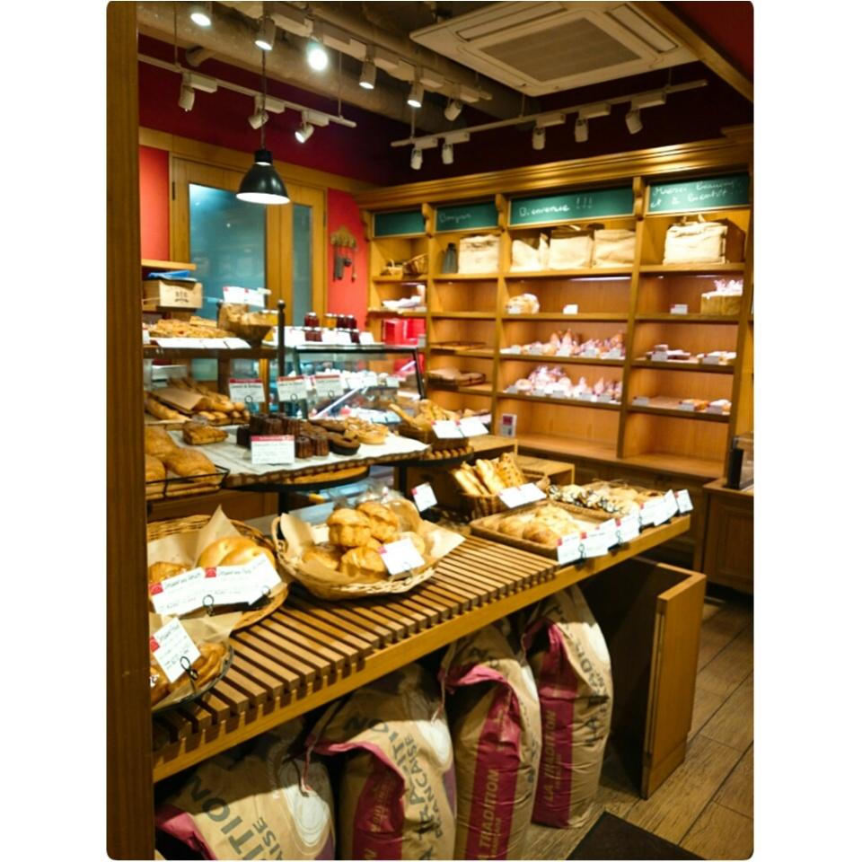 《東京パン巡り》麹町のル・グルニエ・ア・パンがおしゃれ美味♡_3